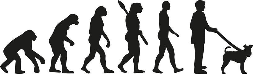 Fox Terrier evolution