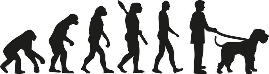 Giant Schnauzer  evolution