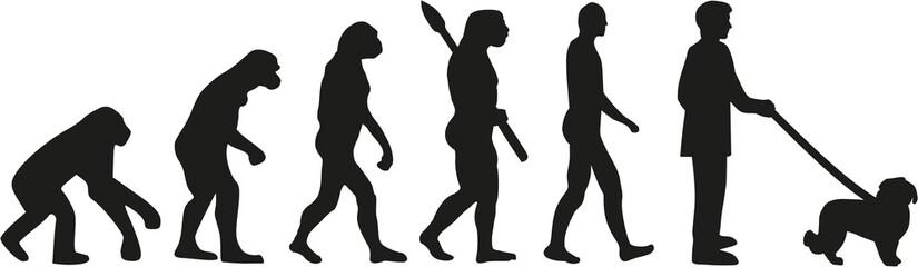 Maltese dog evolution