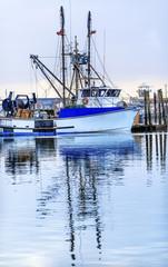Large Fishing Boat Westport Grays Harbor Washington State