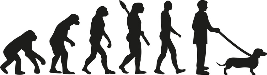 Dachshund evolution