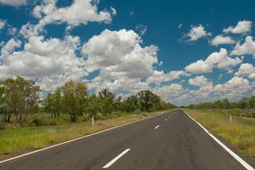 Outback Travel Scenery, Australia