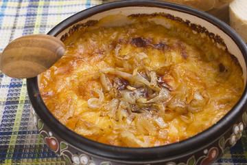 France Onion soup