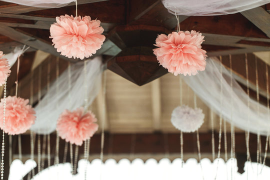 Elegant and luxury wooden wedding arbor tables chairs and decora
