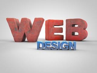 Web Tasarım, 3D Tipografi