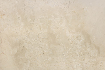 Beige marble background, texture with natural pattern.