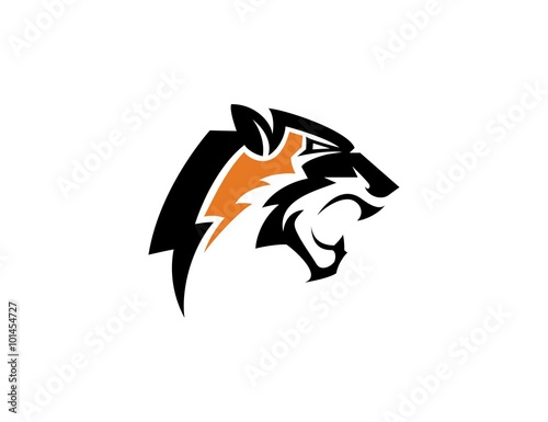 Tiger Logo Stock Image And Royalty Free Vector Files On