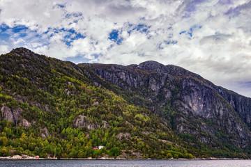 Skandinavien Norwegen Landschaft Urlaub