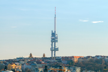 Prague. Zizkov Tower.