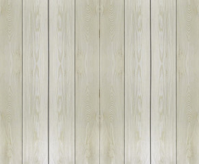 Classic Light White and Brown Panel Wood Plank Texture Background for Furniture Material and Room Interior