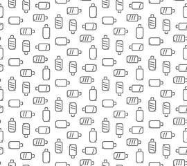 Battery pattern seamless