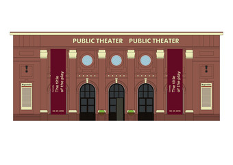 Public Theater Building