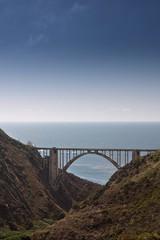 Papiers peints Route 66 Traveling Big Sur, California, USA