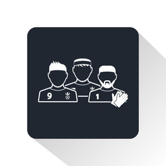 football team icon