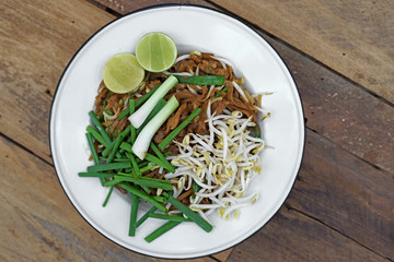 stir fried noodles or padmee korat