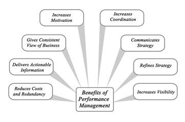 Diagram of Performance Management System
