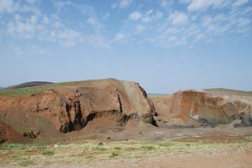 Berberzelt im Tafilalet