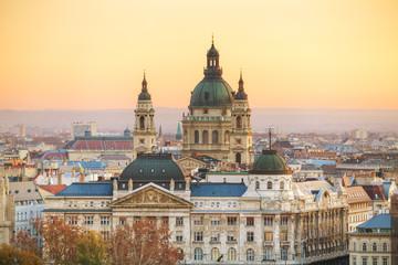 Keuken foto achterwand Boedapest St Stephen (St Istvan) Basilica in Budapest
