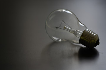 electricity lightbulb