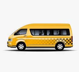 Taxi minibus