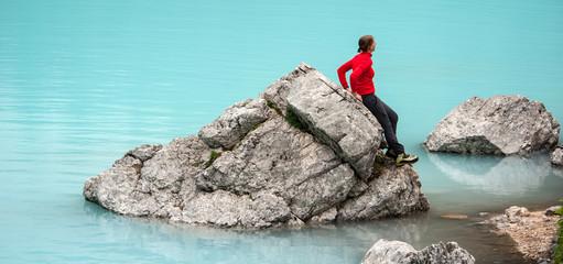 Sorapis Lake, Dolomites