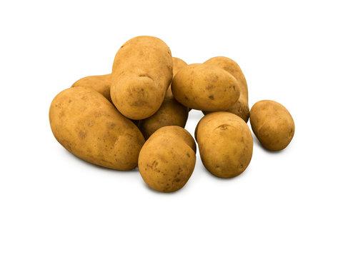 Organic Charlotte Potatoes