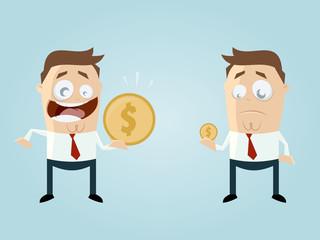 dollar geld vergleichen gehalt einkommen