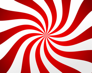 Lollipop Spiral Background