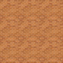 レンガ(ブラウン)/レンガブロックの凹凸がなく。表面のざらつき表現しました。1000px四方のシームレス素材を繰り返しています。