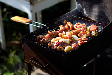 food, barbecue