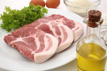 豚肉 豚カツ 食材