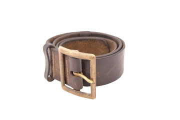 Soviet standard officer belt