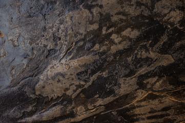 dark grey  stone Rock Texture