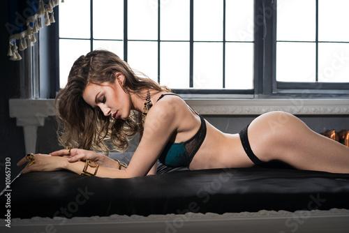 Girl ass up