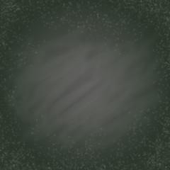 Grunge, green chalkboard background