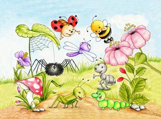 Photos illustrations et vid os de par ciumac for Spider plants and dogs
