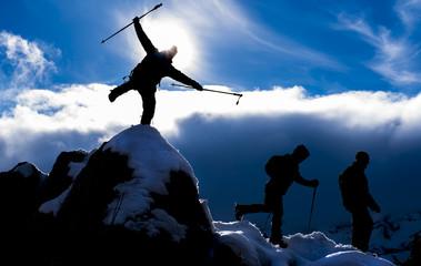 dağlarda özgür olmak