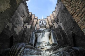 Wat Si Chum, Srichum Temple, Sukhothai Historical Park