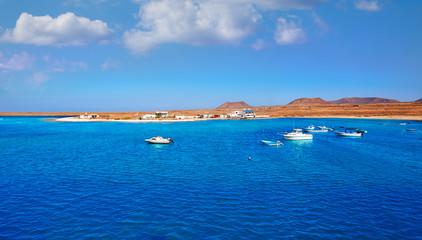 Majanicho in Fuerteventura Canary Islands