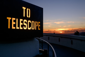 To Telescope
