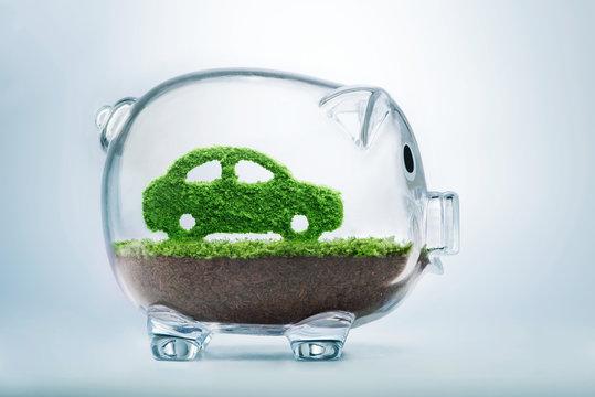 Green energy car