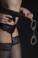 Scharf und erotisch