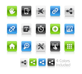 Web and Mobile Icons 10 -- Clean Series