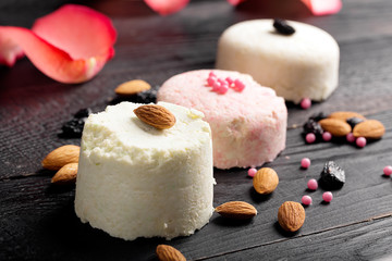 Traditional Indian sweet Sandesh