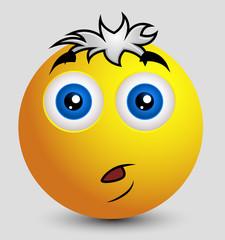 Old Man Emoji Smiley Emoticon