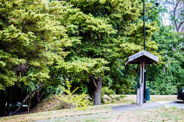 Park-side Information Kiosk