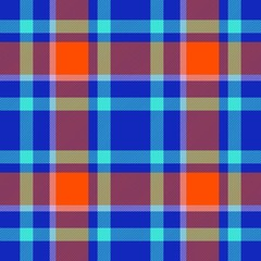 Typical colorful scottish tartan fabric texture.