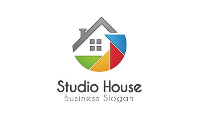 Studio house logo