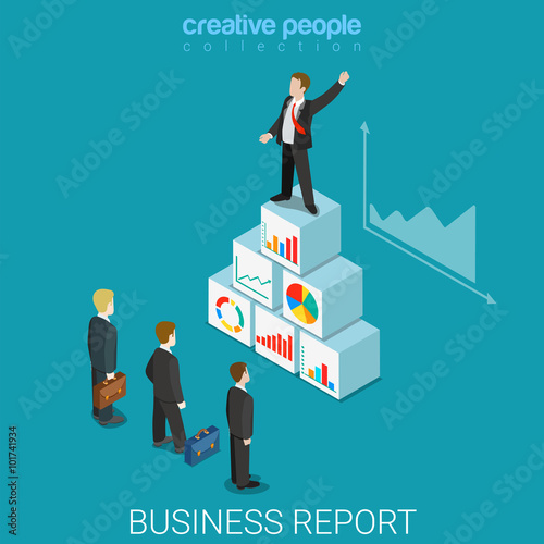 a report on the business