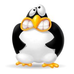 pinguino shock